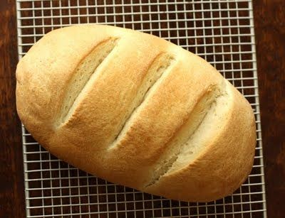 One hour bread.  I need to try this.  It looks super easy, and there's even a video to follow!