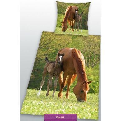 Pościel konie