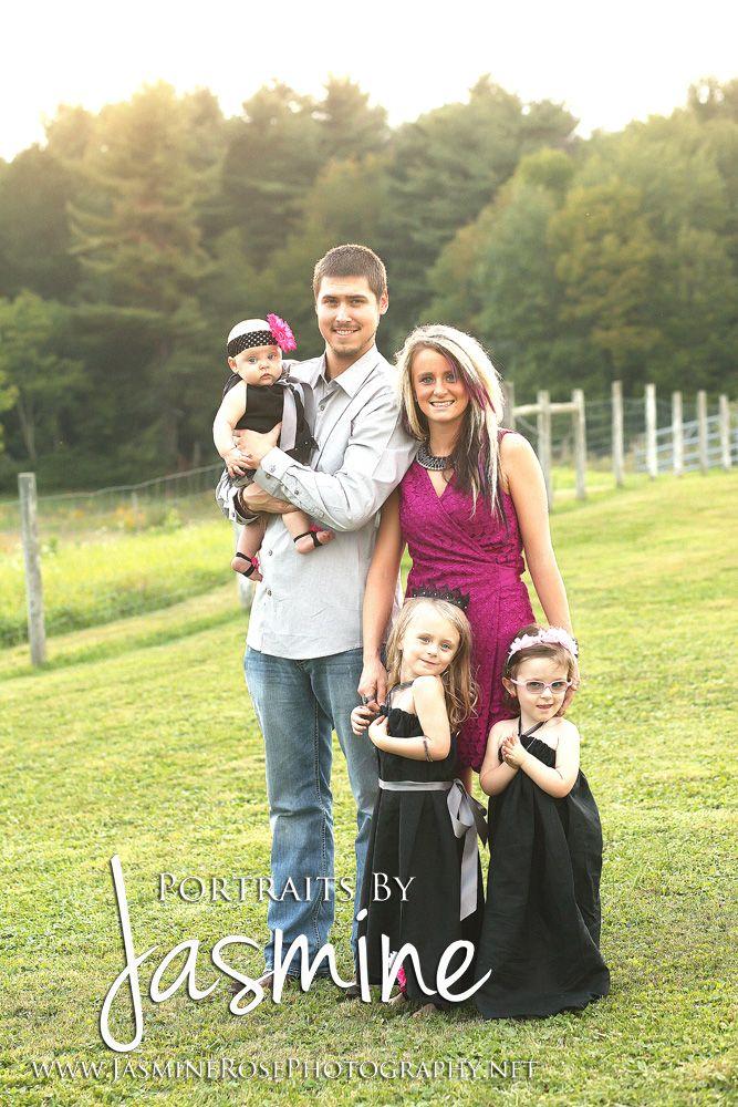 Teen Mom 2 – Leah, Jeremy, Momma Dawn & Girls! » Jasmine Rose Photography, West Virginia Photographer