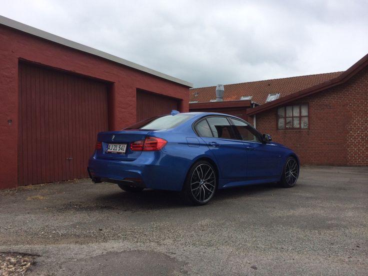 BMW f30 m-sport