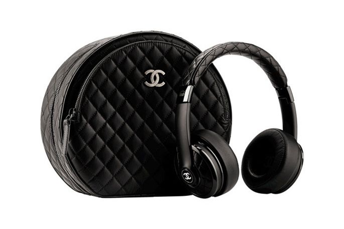 Chanel x Monster Headphones - I FUCKING WANT THESE!