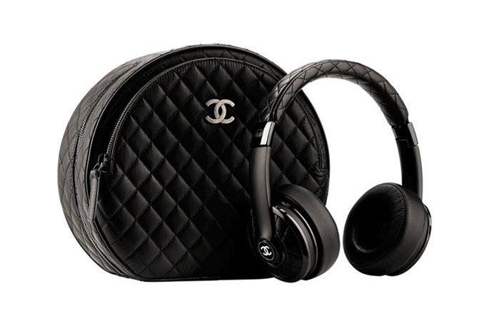 Image of Chanel x Monster Headphones