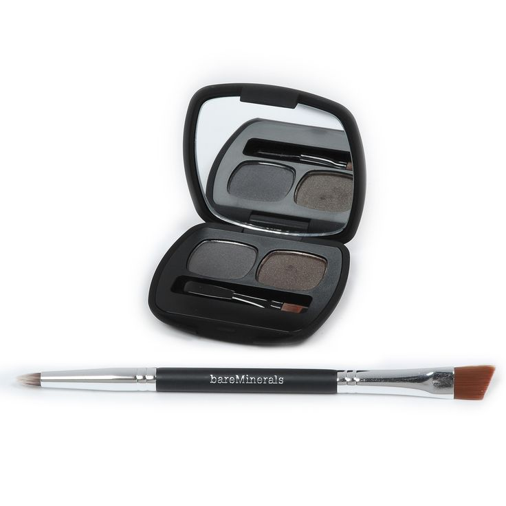 bareMinerals Ready kit ombretti/eyeliner con applicatore doppio #QVCPressDay
