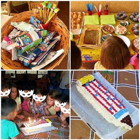 backtoschool party