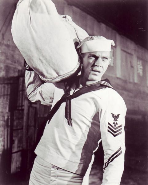 Watching Sand Pebbles with Steve McQueen... Love him so much! Pictures don't do him justice.