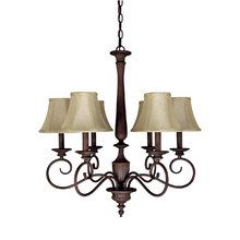 14 best lighting images on pinterest bronze chandelier chandelier view the capital lighting 3146 423 hammond 6 light chandelier with fabric shades at lightingdirect aloadofball Images