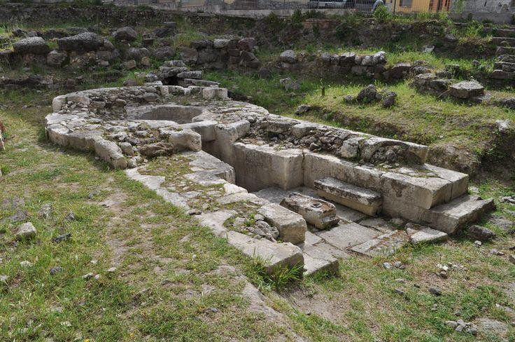 Pozzo Sacro Predio Canopoli - Perfugas