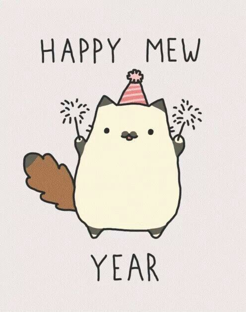 happy new year zzcli in 2018 pinterest happy new happy and kawaii