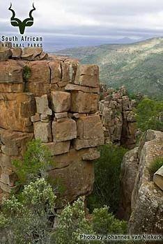 Camdeboo National Park - Landscape SOUTH AFRICA