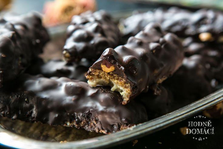 Ořechy v čokoládě | Hodně domácí