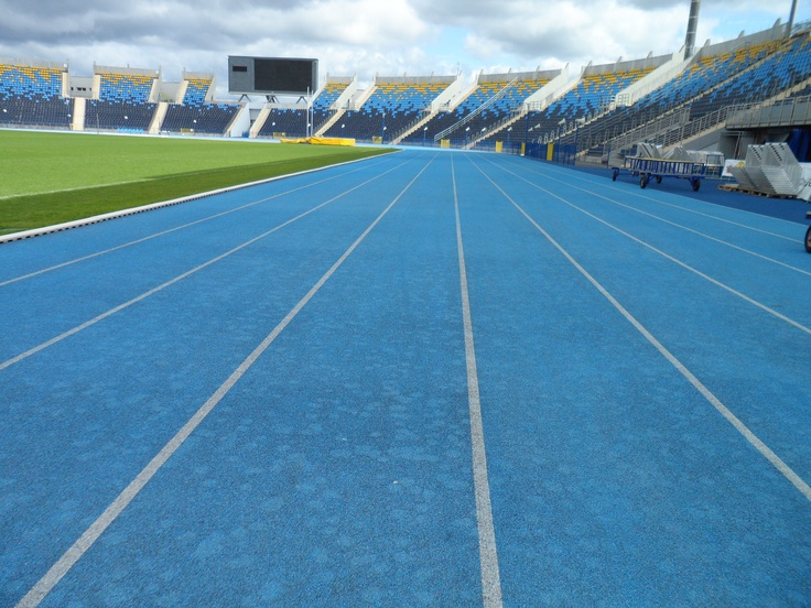 Zdzisław Krzyszkowiak Stadium na Bydgoszcz.