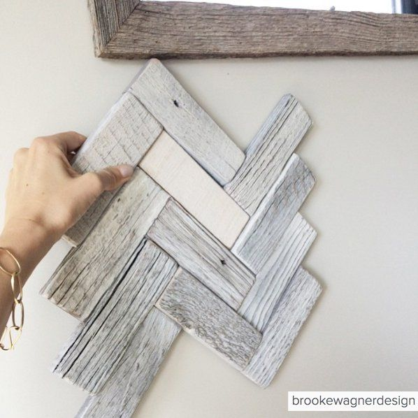 Brooke Wagner Design E And S Tile Reclaimed Wood