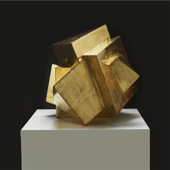 Mathias Goeritz - Cubos Incrustados, 1978 on MutualArt.com