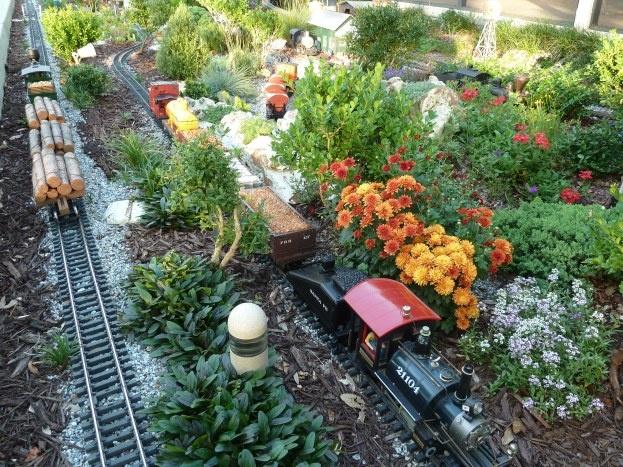 Best 25 Garden railroad ideas on Pinterest Model trains Model