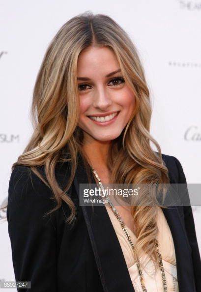 Olivia palermo blonde highlights - Google Search