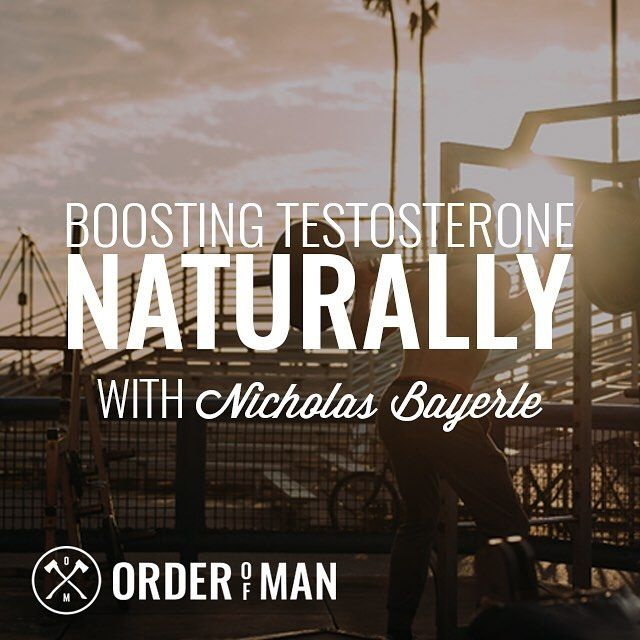I get a lot of requests and a lot of questions about the importance of healthy levels of testosterone in men. Unfortunately were beginning to see studies that show testosterone levels among men are at an all-time low and show no signs of improving anytime soon. . My guest today Nicholas Bayerle joins me to talk about the role testosterone plays in men why were experiencing a decline in testosterone levels the effects of low testosterone and how to safely and naturally boost your testosterone…