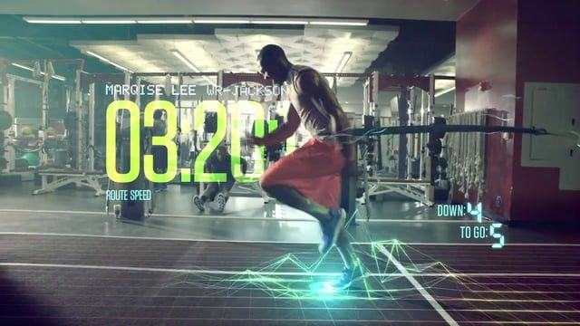 Spot created for Under Armour showcasing their Clutch Fit shoes. Starring Marqise Lee!  Client: Under Armour Agency: 160over90 www.160over90.com Producer: Nick Pitcavage Music + Sound Design: White Noise lab