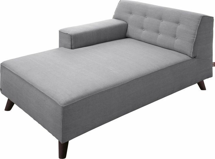 Die besten 25+ Graue chaiselongue Ideen auf Pinterest - design sofa plat von arketipo mit integriertem regal und beistelltisch