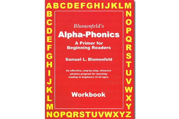 Alpha-Phonics Workbook {Free}