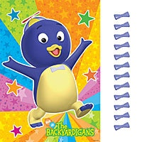 1000 images about the backyardigans on pinterest perler for Backyardigans party decoration