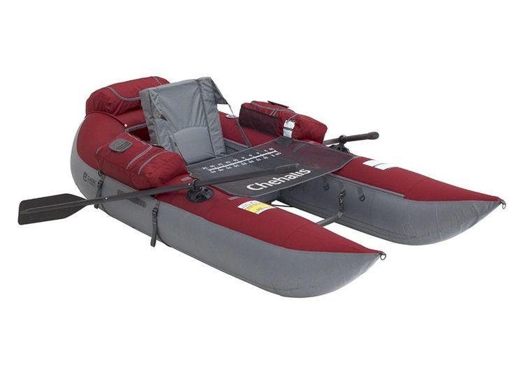 Chehalis Inflatable Pontoon Boat