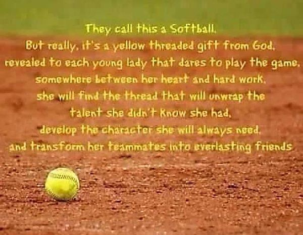 A unique collection of inspirational and motivational quotes from softball players, coaches and other athletes to inspire softball players everywhere. Description from boothedogs.co. I searched for this on bing.com/images