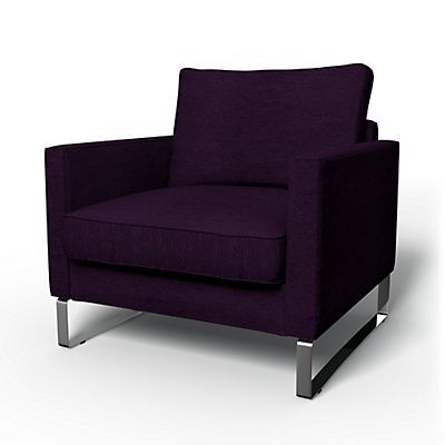 Mellby Armchair cover - Armchair Covers   Bemz