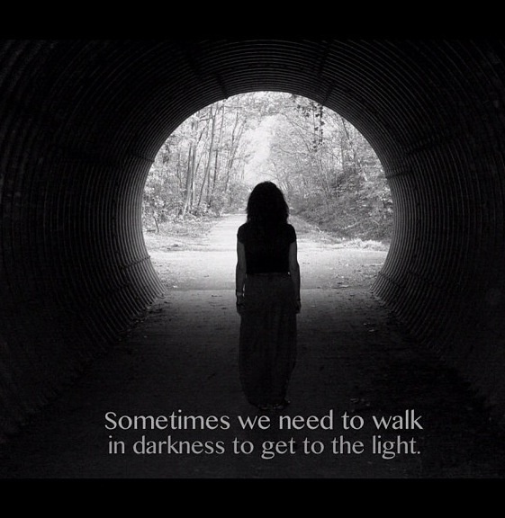 Dark Suicide Quotes: Darkness To Dream That Darkness Comes Upon You Signifies