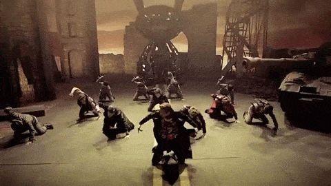 B.A.P - ONE SHOT M/V【KPOP Korean POP Music K-POP 韓國流行音樂】