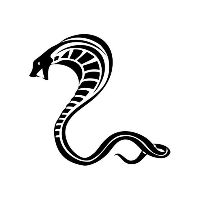 Tribal Cobra / Animal Tattoo Designs / Free Tattoo Designs ...