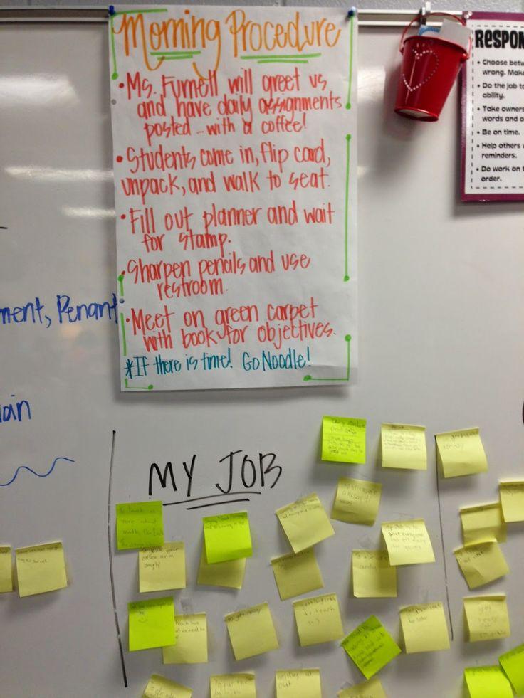 Collaborative Classroom Procedures : Best classroom fifth grade images on pinterest