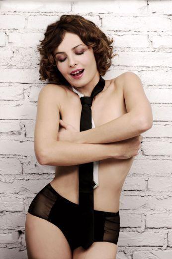 Violante Placido - Playboy Magazine Pictorial [Italy] (February 2009)