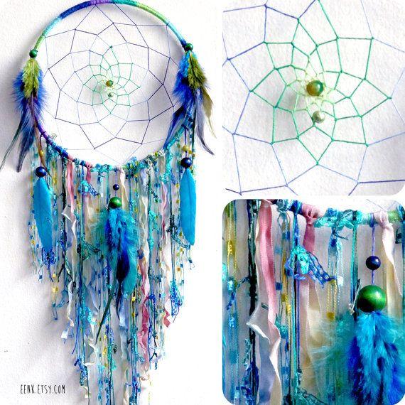 Spirit of Neytiri Large Native Style Dreamcatcher on Wanelo