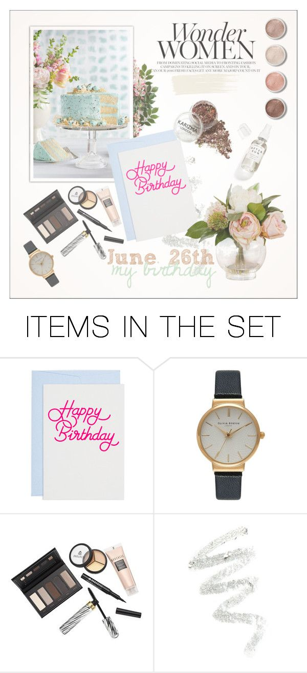 """""""so it's my birthday!"""" by fernweeh on Polyvore featuring sztuka, Summer, birthday, 20 i june"""