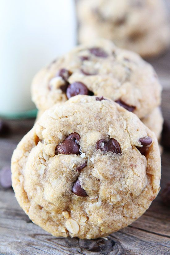 Chocolate Chip Cookies With Whole Wheat Flour And Stevia