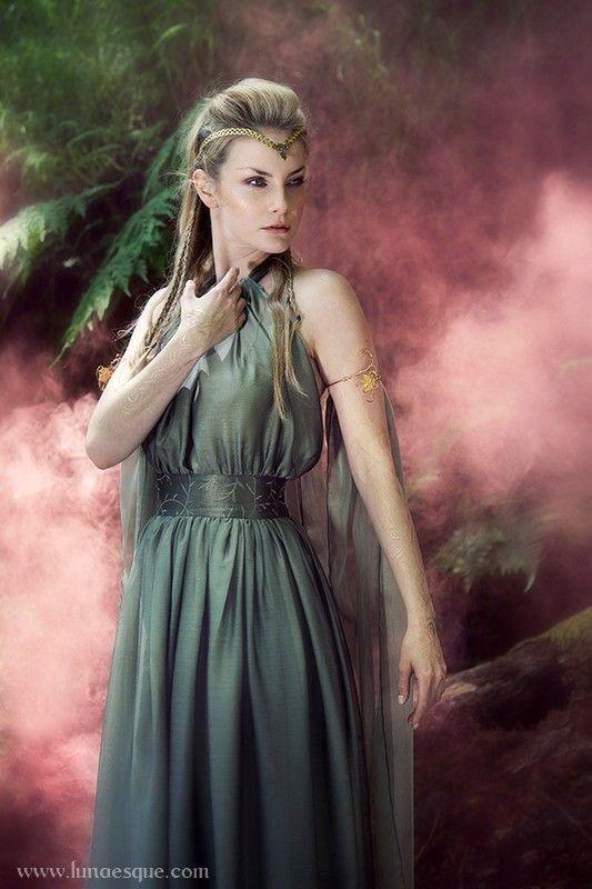 Beltane 'Into The Woods' Photography © Lunaesque Dress - www.thedarkangel.com