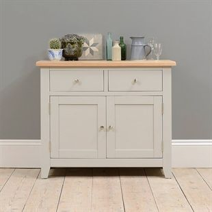 Chester Grey 2 Door Sideboard
