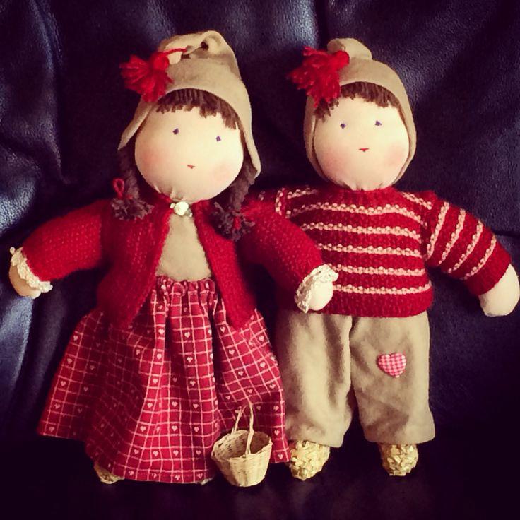 Christmas darlings. ❤️