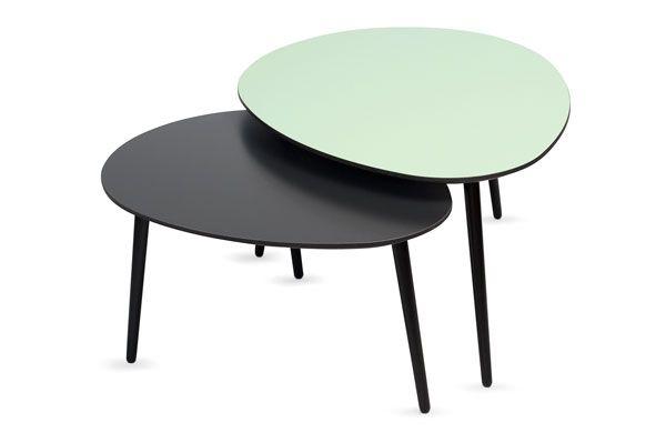 Skønt sofabord fra ViaCph. Bordet fås i et hav af varianter. #viacph #møbler #design #danskdesign #indretning