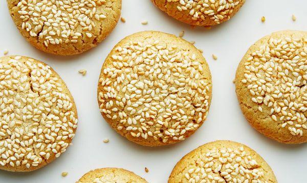 Μπισκότα με ταχίνι – Η καλύτερη επιλογή για σχολικό σνακ