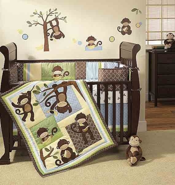 funky baby furniture. Funky Baby Nursery Decoration Ideas In Cheerful Jungle Style Furniture T