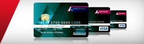 Axis Bank Credit Card allow to purchases on Credit without carrying around a lot of cash. This allows lot of flexibility. Get the best offers for   Axis Bank Credit Card. Apply online www.dialabank.com... or call on 600 11 600