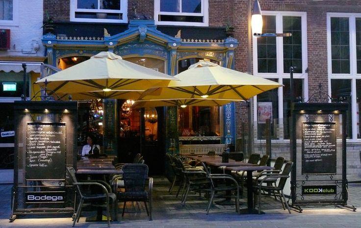 Bodega, de kookclub Grote Markt 10 4461 AJ Goes Tel.: 0113 226903 Mobiel: 06 34996363