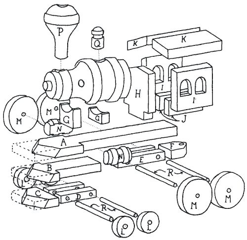 The Toy Train Plans