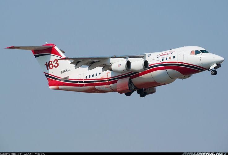 British Aerospace Avro 146-RJ85 - Aero-Flite | Aviation Photo #4551505 | Airliners.net