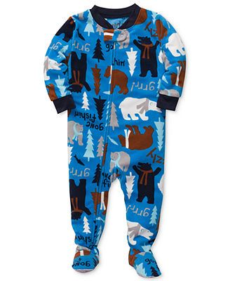 Carter's Baby Pajamas, Baby Boys Coverall