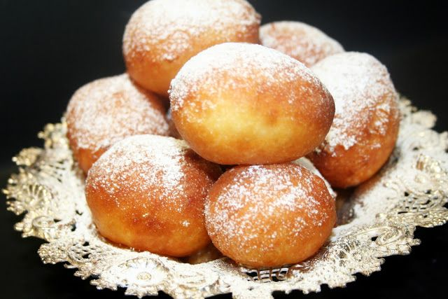 Image Result For Croatian Fritters Fritule Recipe