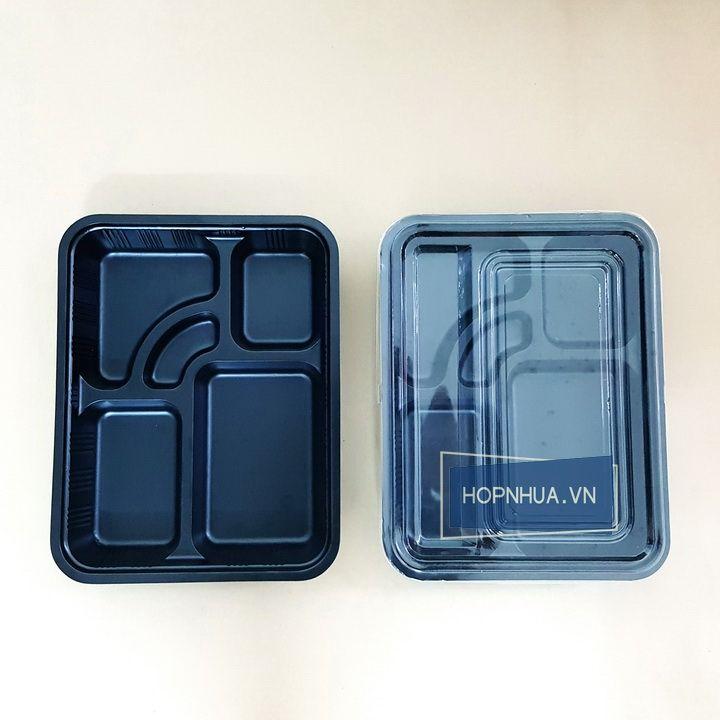 Hộp nhựa dùng 1 lần HN1
