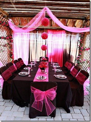 pink and leopard party