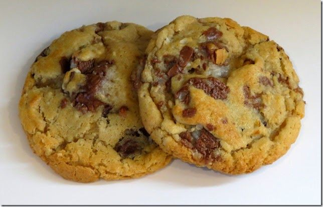 Almond joy coconut chocolate chip cookies